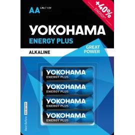 YOKOHAMA BAT. ENERGY PLUS AA LR6 A2