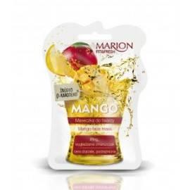 MARION  FIT AND FRESH MASECZKA DO TWARZY MANGO  7,5ML