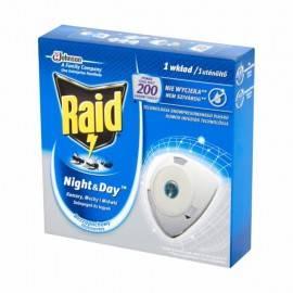 RAID KOM.EL.ZAP.NIGHT&DAY