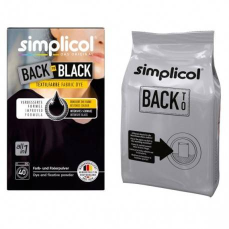 SIMPLICOL BACK TO BLACK 400G