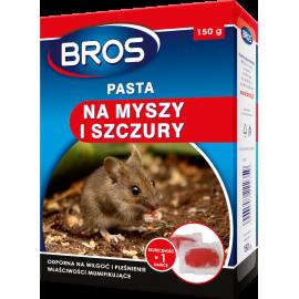 BROS MYSZY/SZCZ. PASTA 150G