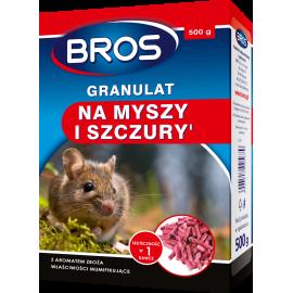 BROS MYSZY/SZCZ.GRANULAT 90G