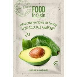 MARION FOOD FOR SKIN MASECZKA KREMOWA DO TWARZY AWOKADO 6ML