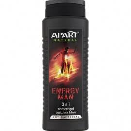 APART ŻEL/PR 500ML MEN ENERGY