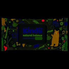 KINDII CHUSTECZKI NAWILŻANE 60 Nature Balance