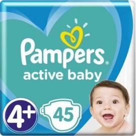 PAMPERS PIEL AB VP S4+(45)