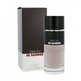 JIL SANDER STRICTLY WODA TOALETOWA 80ML