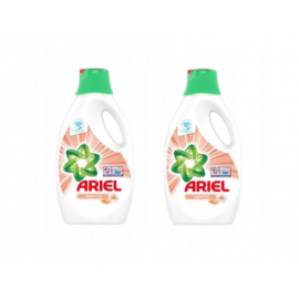ARIEL SENSITIVE PŁYN DO PRANIA 2X2,2L