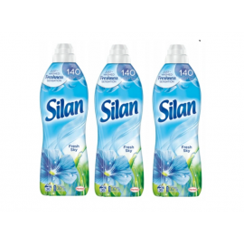 SILAN PŁYN DO PŁUKANIA 3X900ML FRESH SKY