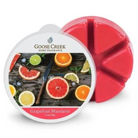 GOOSE CREEK WOSK GRAPEFRUIT MANDARIN 59G