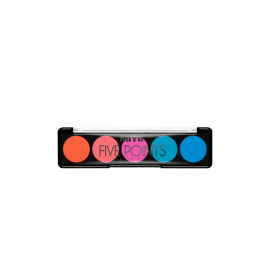MIYO PALETA CIENI FIVE POINTS NR 06 CARNIVAL