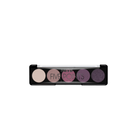 MIYO PALETA CIENI FIVE POINTS NR 03 OLD ROSE