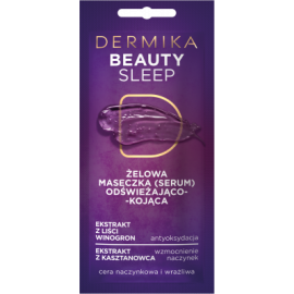 DERMIKA MAS.TW 10ML BEAUTY SLEEP