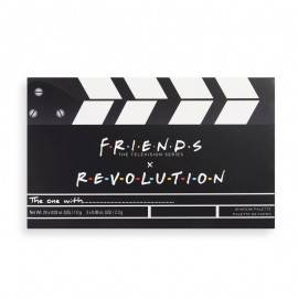 REVOLUTION X FRIENDS PALETA CIENI