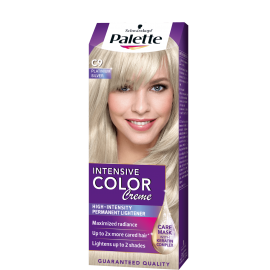 PALETTE INTENSIVE COLOR CREME  FARBA DO WŁOSÓW C9 SREBRNY BLOND