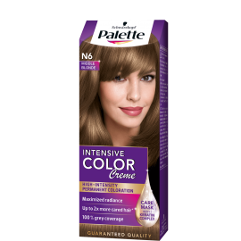 PALETTE INTENSIVE COLOR CREME FARBA DO WŁOSÓW N6 ŚREDNI BLOND