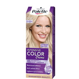 PALETTE INTENSIVE COLOR CREME FARBA DO WŁOSÓW CI12 SUPER PLATYNOWY BLOND