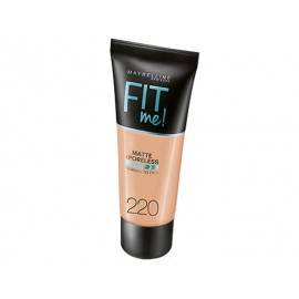 MAYBELLINE FIT ME! PODKŁAD 220 NATURAL BEIGE 30ML