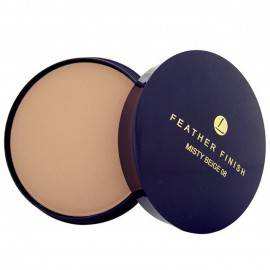 MAYFAIR FEATHER FINISH PUDER 08 MISTY BEIGE