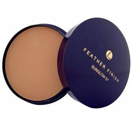 MAYFAIR FEATHER FINISH PUDER 07 SUNGLOW