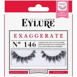 EYLURE RZĘSY Z KLEJEM EXAGGERATE 146