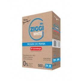 MR. ZIGGI PROSZEK DO PRANIA 500G WHITE