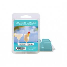 COUNTRY CANDLE WOSK ZAPACHOWY 64G COCONUT COLADA