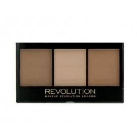 MAKEUP REVOLUTION ZESTAW DO KONTUROWANIA C04 LIGHT MEDIUM