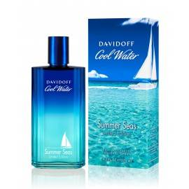 DAVIDOFF COOL WATER SUMMER SEAS WODA TOALETOWA 125ML