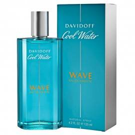 DAVIDOFF COOL WATER WAVE WODA TOALETOWA 125ML