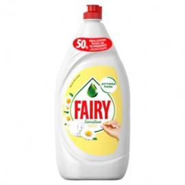FAIRY PŁYN DO NACZYŃ 1350ML RUMIANEK