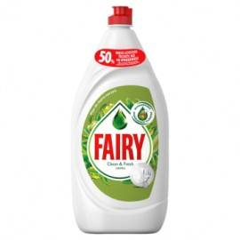 FAIRY PŁYN DO NACZYŃ 1350ML APPLE