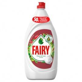 FAIRY PŁYN DO NACZYŃ 1350ML POMEGRANTE