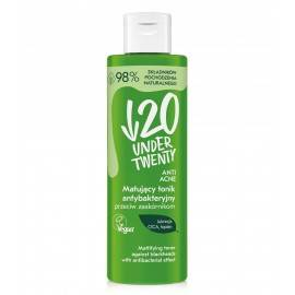 LIRENE UNDER TWENTY  MATUJĄCY TONIK 200ML