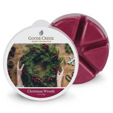GOOSE CREEK WOSK  CHRISTMAS WREATH 59G