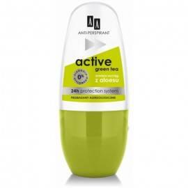 AA DEO ACTIVE GREEN TEA 50ML