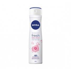 NIVEA DEO SPRAY ROSE TOUCH     83488