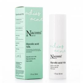 NACOMI NEXT LEVEL KWAS GLIKOLOWY 10% 30ML