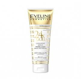 EVELINE 24K GOLD SERUM/C 250ML MODELUJĄCE