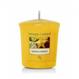 YANKEE CANDLE  TROPICAL STARFRUIT VOTIVE 49G