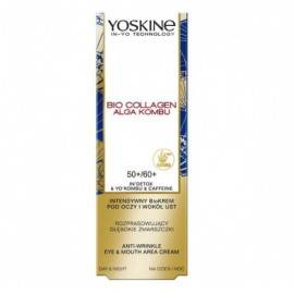 YOSKINE BIO COALGEN KR./OCZY D/N 50+/60+ 15ML