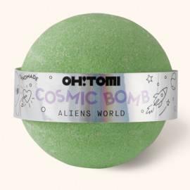 OH!TOMI KULA MUSUJĄCA COSMIC BOMB ALIENS WORLD 2X60G