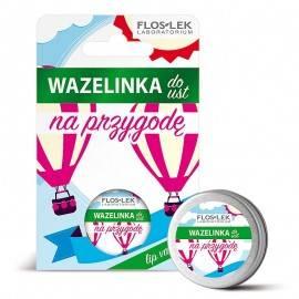 FLOSLEK WAZELINKA DO UST NA PRZYGODĘ 15G