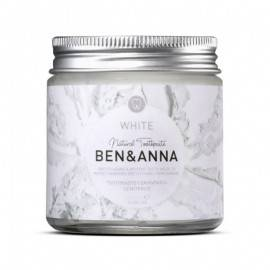 BEN&ANNA NATURALNA PASTA DO ZĘBÓW WHITE 100ML