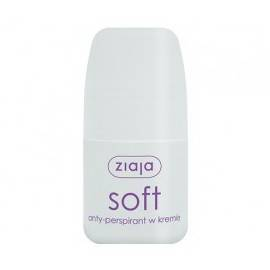 ZIAJA ANTY-PERSPIRANT SOFT W KREMIE/ROLL-ON 60ML