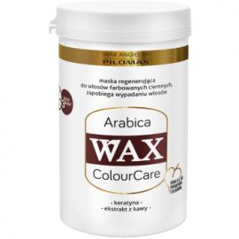 WAX COLOURCARE ARABICA MASKA REGENERUJĄCA ARABICA DO WŁOSÓW FARBOWANYCH 480ML