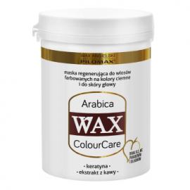 WAX COLOURCARE ARABICA MASKA REGENERUJĄCA DO WŁOSÓW FARBOWANYCH 240ML