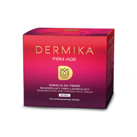 DERMIKA FIRM AGE KREM DO TWARZY NOC 50ML