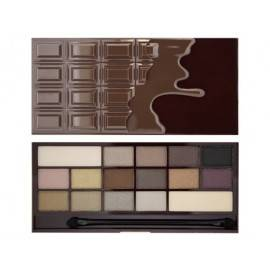 MAKEUP REVOLUTION PALETA CIENI DEATH BY CHOCOLATE