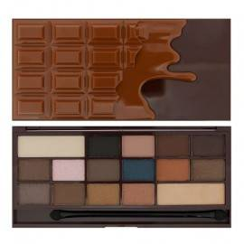 MAKEUP REVOLUTION PALETA CIENI SALTED CARAMEL CHOCOLATE